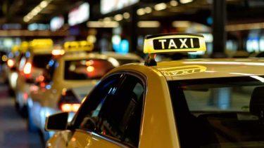 タクシー運転手の不思議な質問
